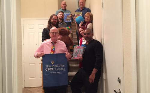 Las Vegas Toys For Tots : Las vegas cpcu society chapter christmas party toys for tots